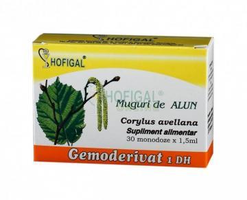 Gemoderivat Muguri De Alun  30 monodoze*1.5 ml